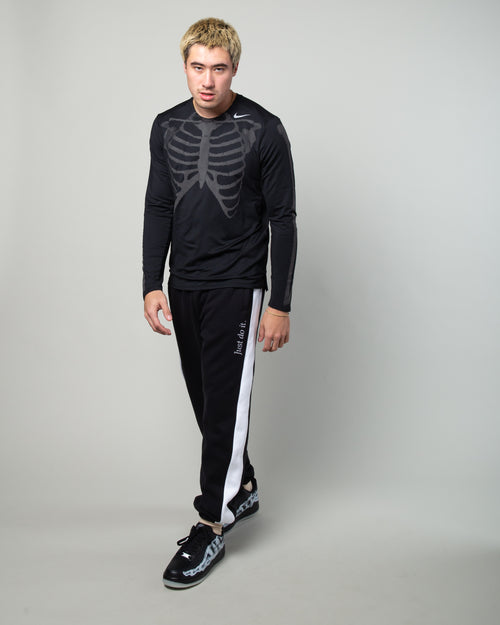 NRG Skeleton LS Tee Black 2