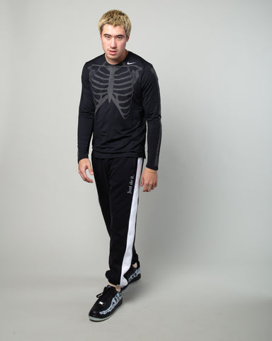 NRG Skeleton LS Tee Black