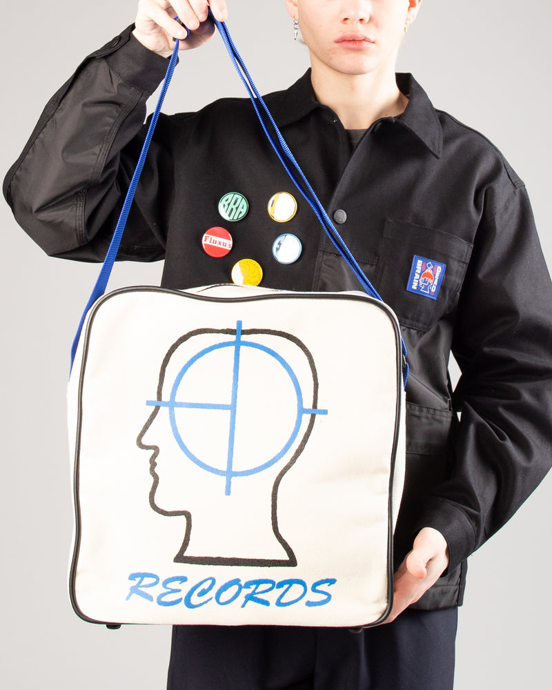 Record Bag Natural