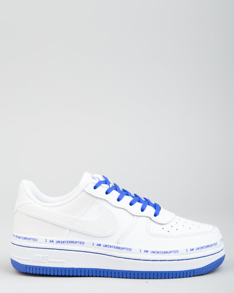 Air Force 1 (TD) MTAA White/Black/Racer Blue