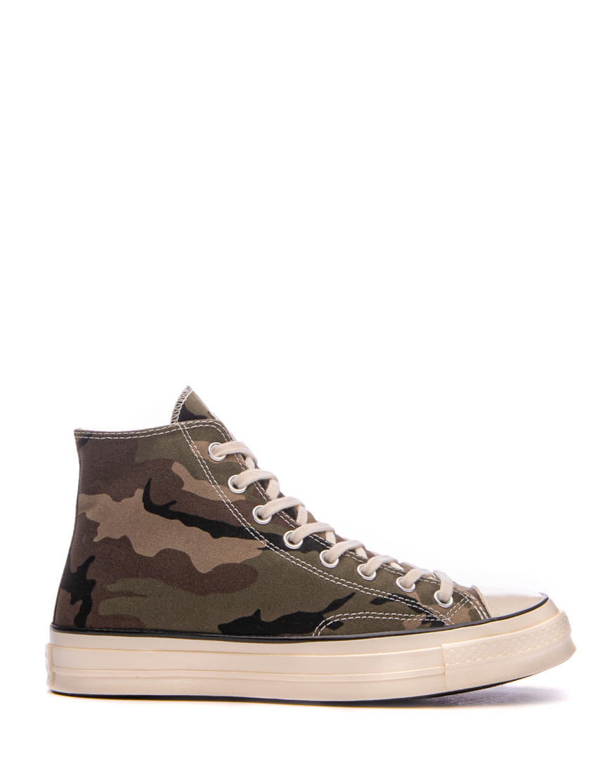 Carhartt WIP Chuck 70 HI Covert Green/Dark Earth/Egret
