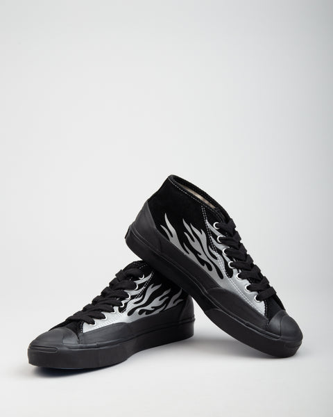 A$AP NAST Jack Purcell Chukka Mid Black/Silver