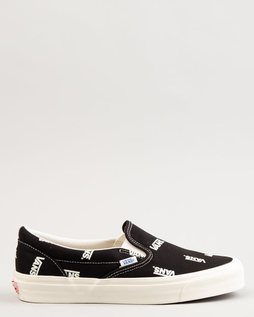 OG Classic Slip-On LX Black/Marshmallow 1
