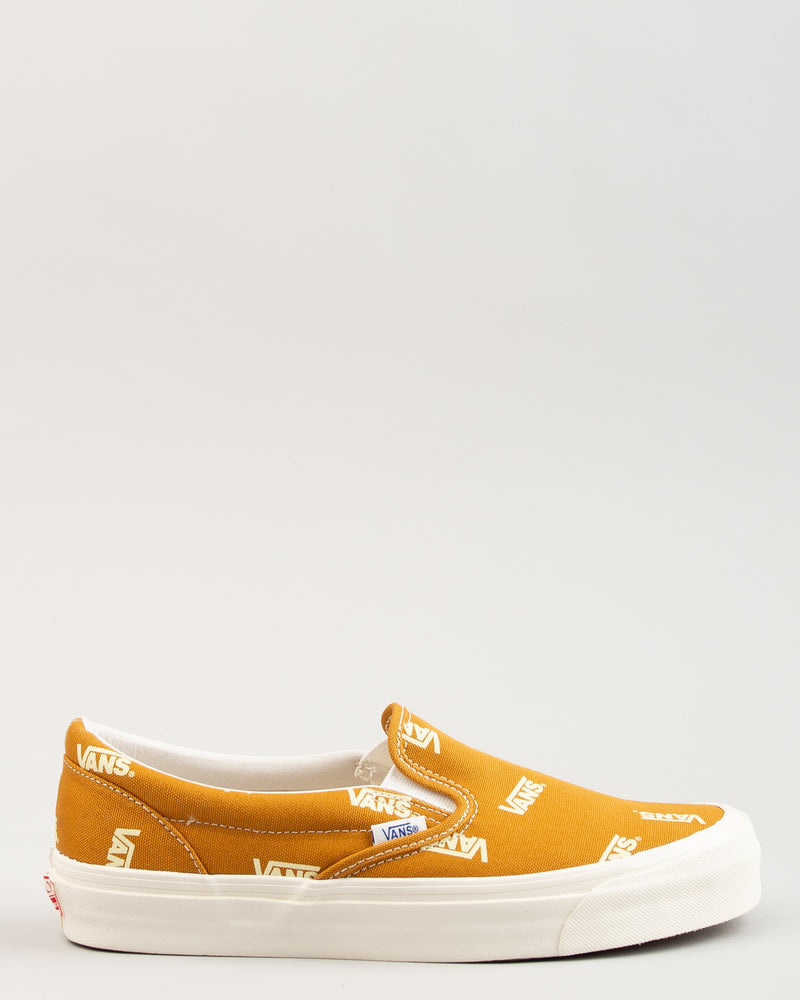 OG Classic Slip-On LX Buckthorn Brown/Rutabaga
