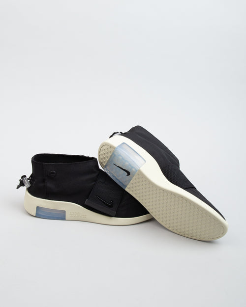 Air Fear of God Moc Strap Black/Black/Fossil 2