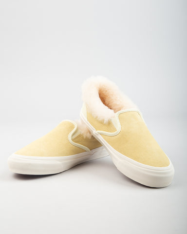 OG Classic Slip-On LX Pampas/Ethereal Green