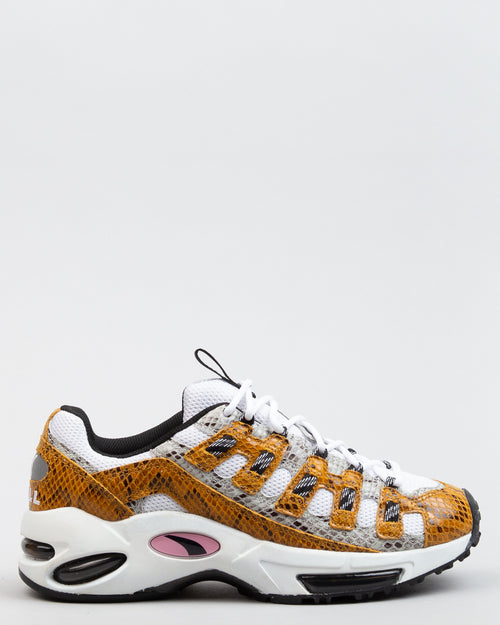 Cell Endura Animal Kingdom White/Golden Orange 1