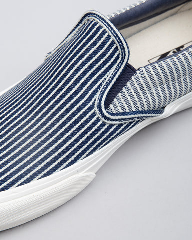 Slip-On 59 VLT LX (Mt. Vernon) Parisian Night/Marshmallow