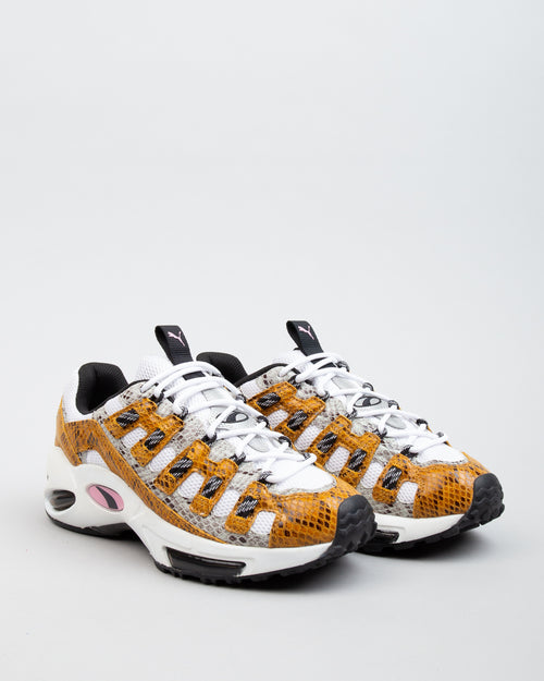 Cell Endura Animal Kingdom White/Golden Orange 2