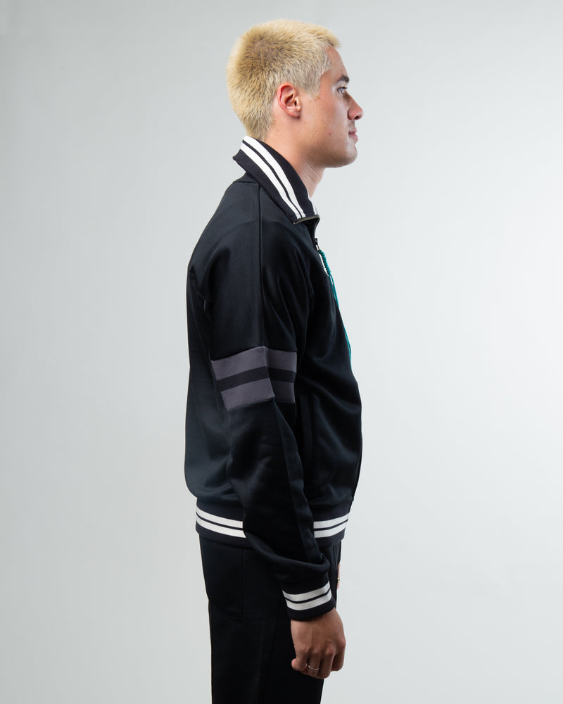 RHUDE XTG Track Top Black
