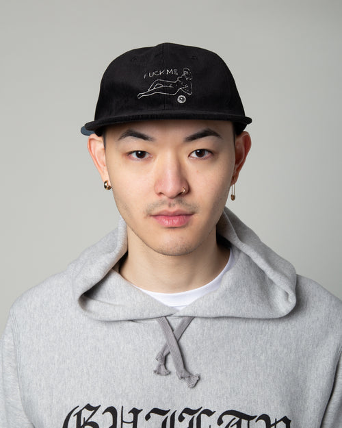 Corduroy 6-Panel Cap (Type-4) 2