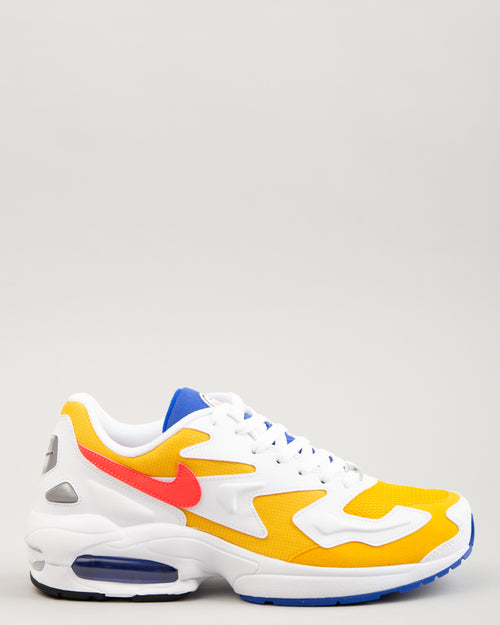 Air Max2 Light University Gold/Flash Crimson/Racer Blue 1