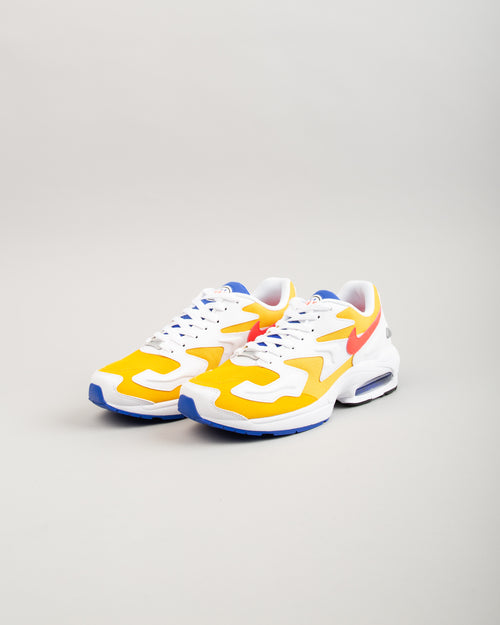 Air Max2 Light University Gold/Flash Crimson/Racer Blue 2