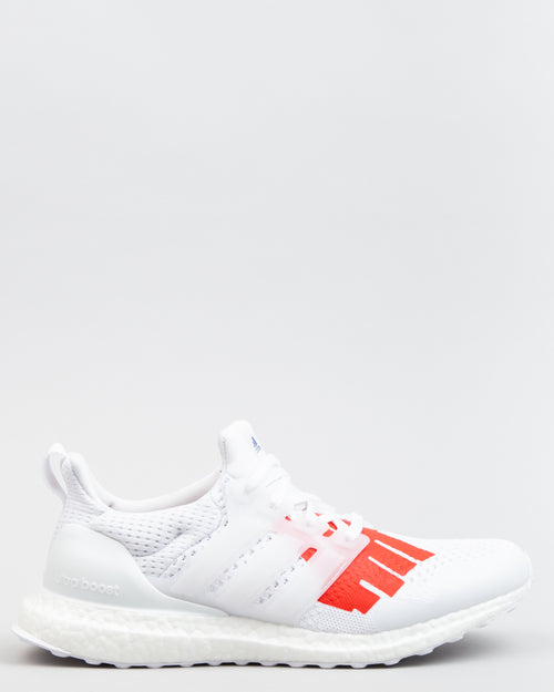 UNDFTD Ultraboost White/Red/Collegiate Royal 1