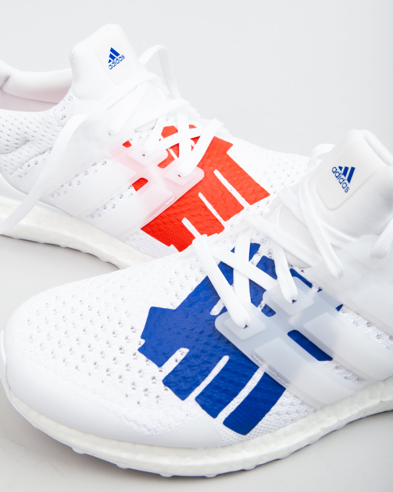 UNDFTD Ultraboost White/Red/Collegiate Royal