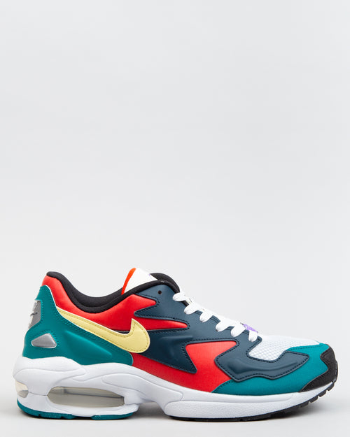 Air Max2 Light Habanero Red/Armory Navy/Radiant Emerald 1