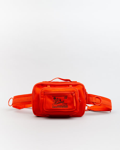Raf Simons Waistbag Loop Orange 1