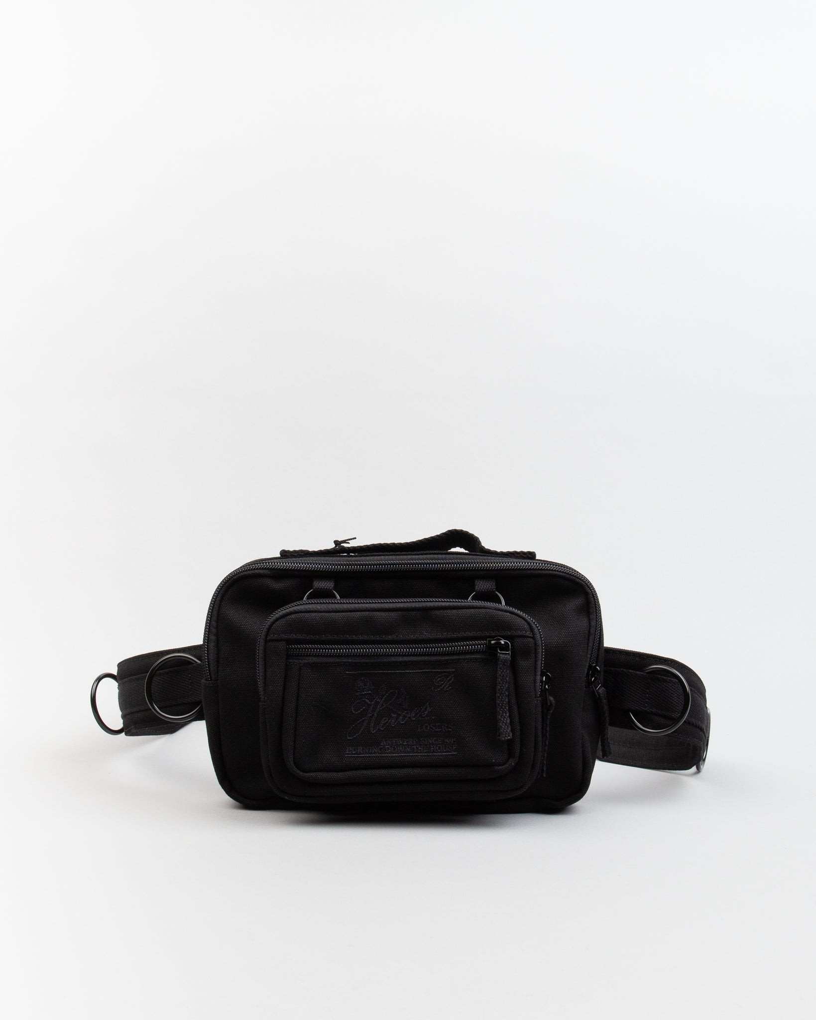 Raf Simons Waistbag Loop Black