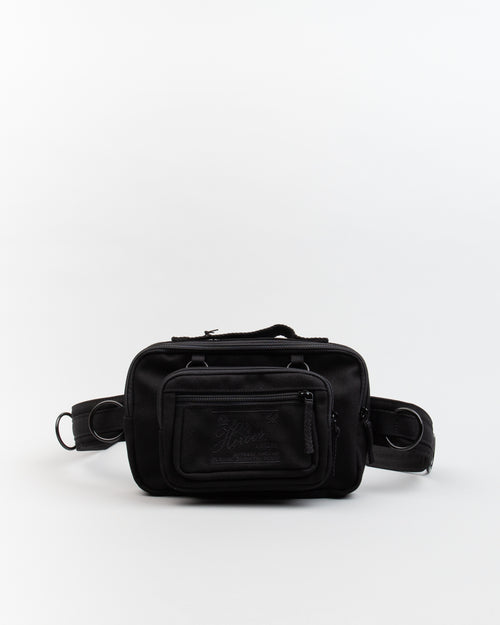 Raf Simons Waistbag Loop Black 1