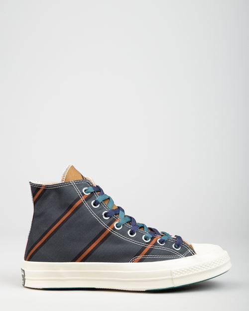 Chuck 70 HI Green/Orange/White 1
