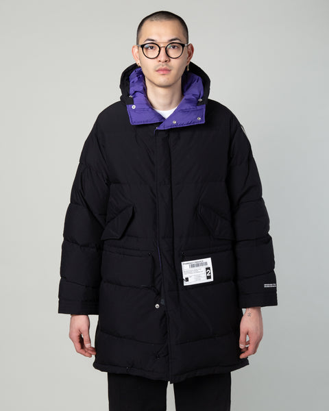 M-51 Down Coat Black