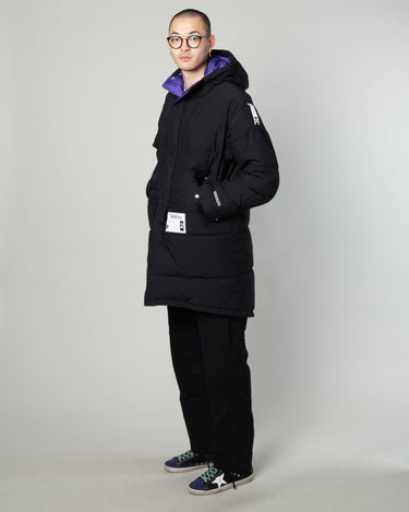 M-51 Down Coat Black 2