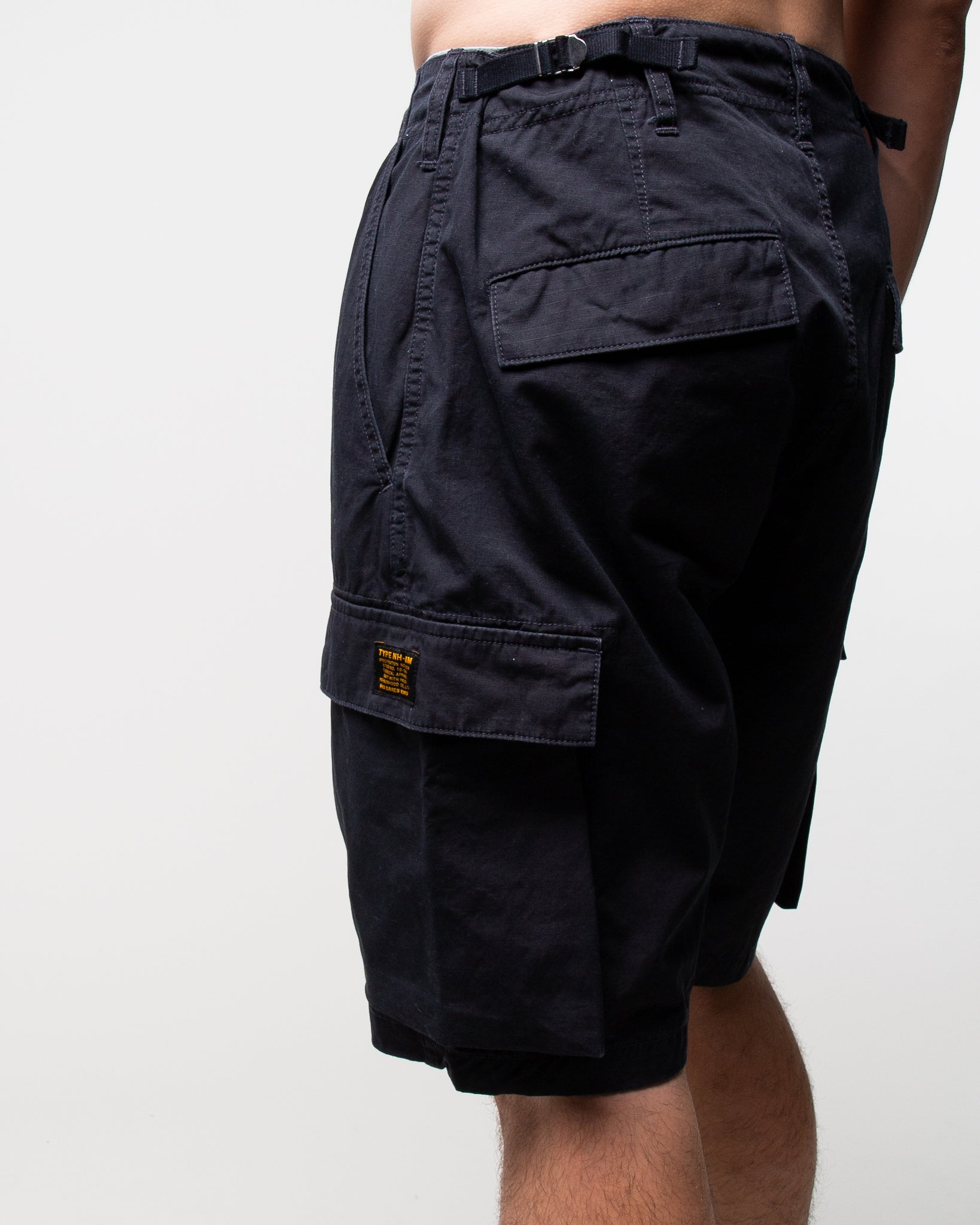 Mil-BDU Shorts Black