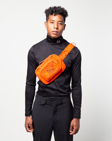 Raf Simons Waistbag Loop Orange
