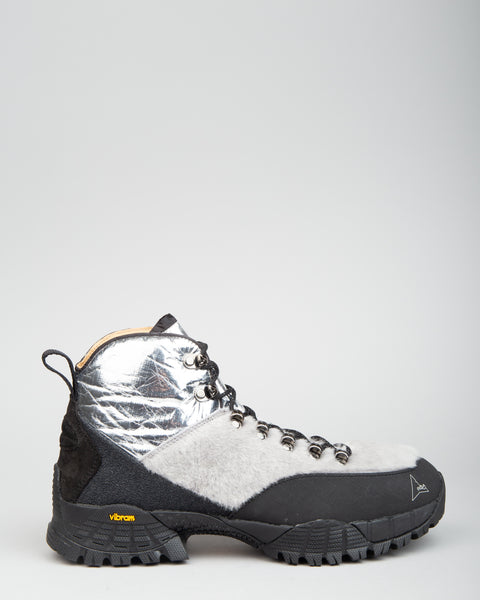Andreas Boots Silver/Grey