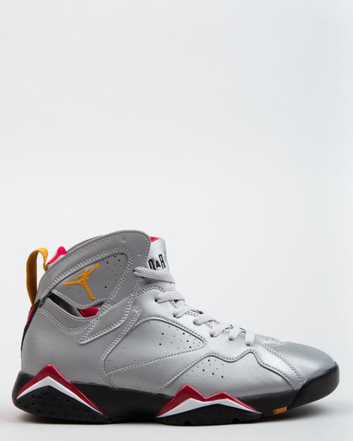 Air Jordan 7 Retro SP Reflect Silver/Bronze/Cardinal Red 1