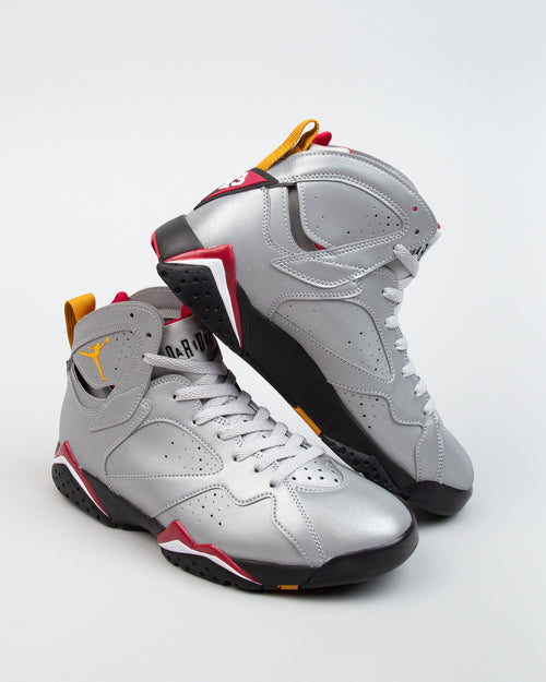 Air Jordan 7 Retro SP Reflect Silver/Bronze/Cardinal Red 2