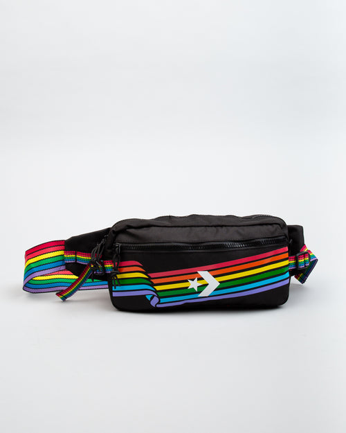 Pride Hip Bag Black 1