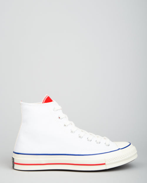 Chuck 70 HI White/University Red/Egret 1