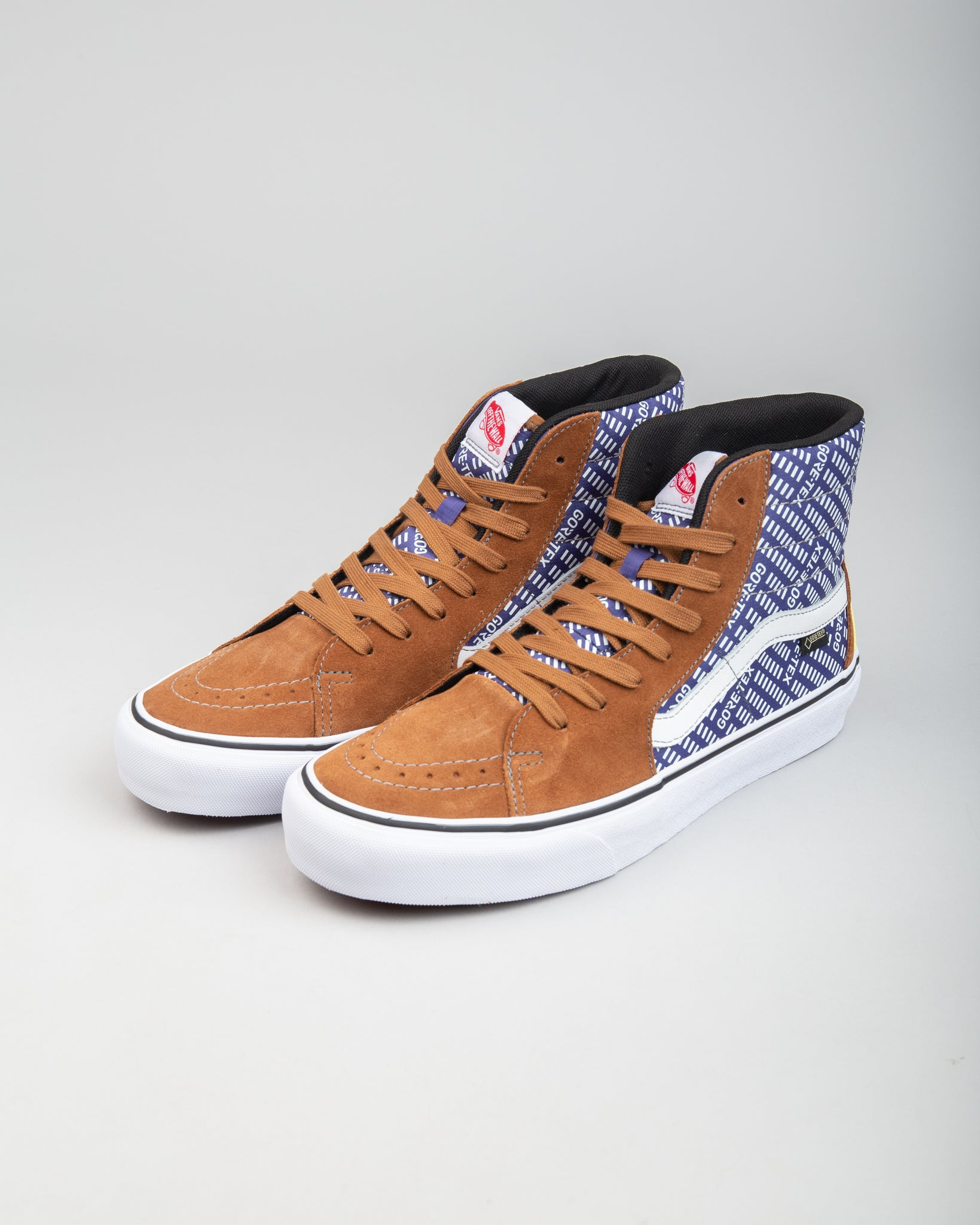 GORE-TEX SK8-HI Brown/Purple