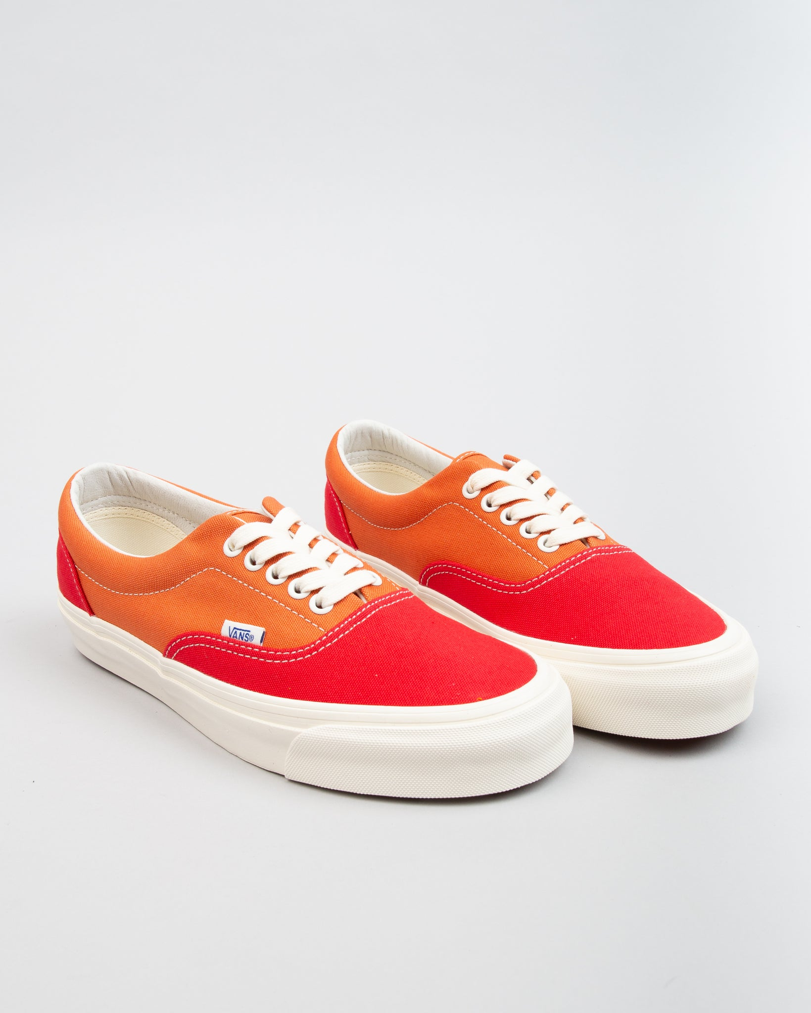 OG Era LX Racing Red/Apricot Orange