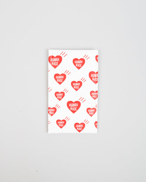 Heart iPhone XS Case White 1