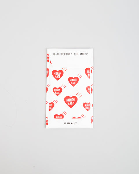 Heart iPhone XS Case White