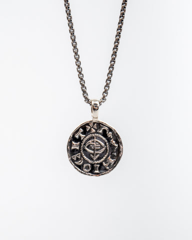 Viking Coin Pendant