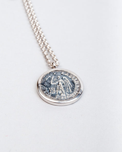 Coin Pendant Angel 1