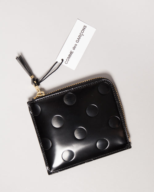 SA3100NE Dots Embossed Wallet 1