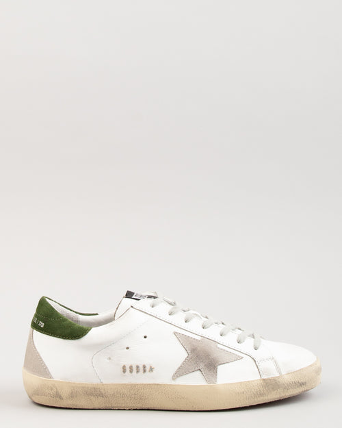 Superstar White Leather/Dill 1