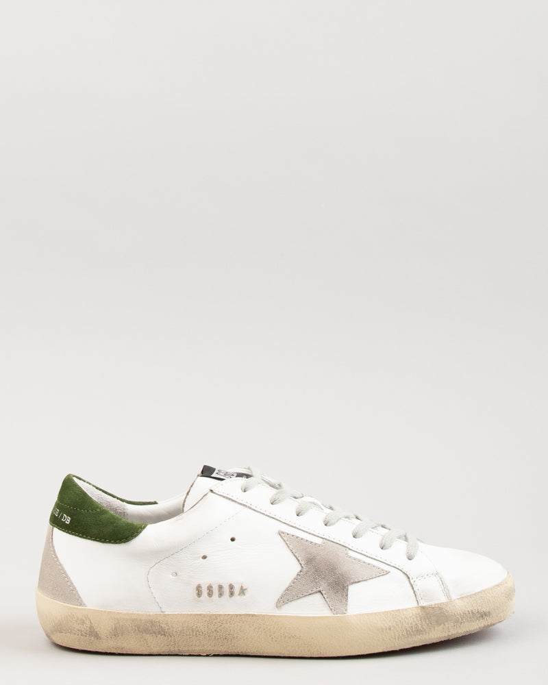 Superstar White Leather/Dill