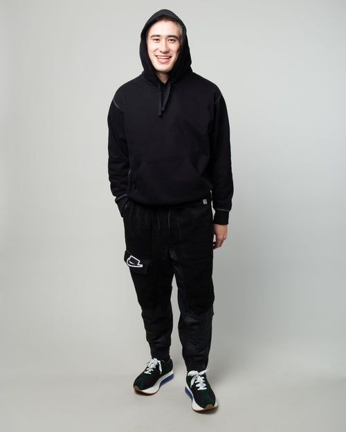 NSW Jogger Pants Black/Off Noir/Black 2