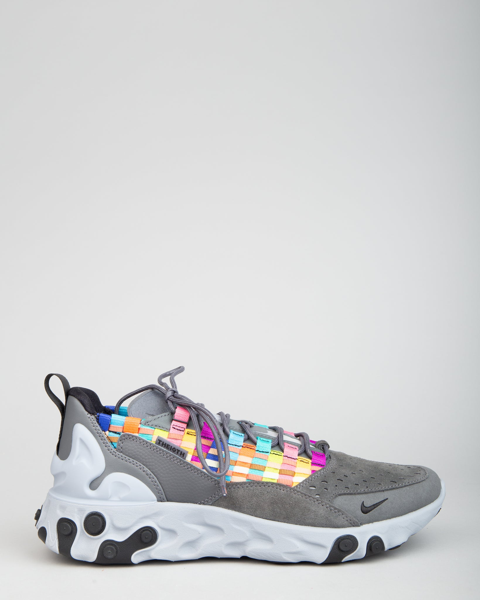 React Sertu Iron Grey/Black/Light Smoke Grey
