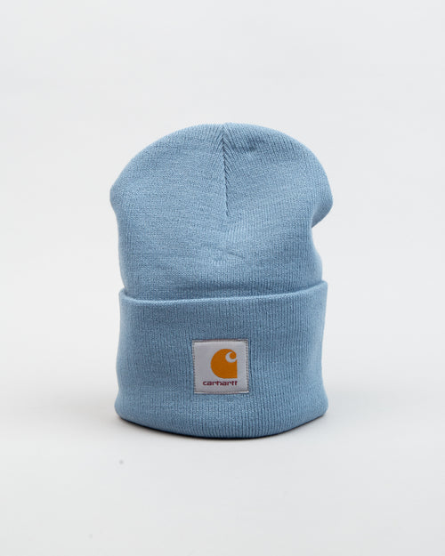 Acrylic Watch Hat Cold Blue 1