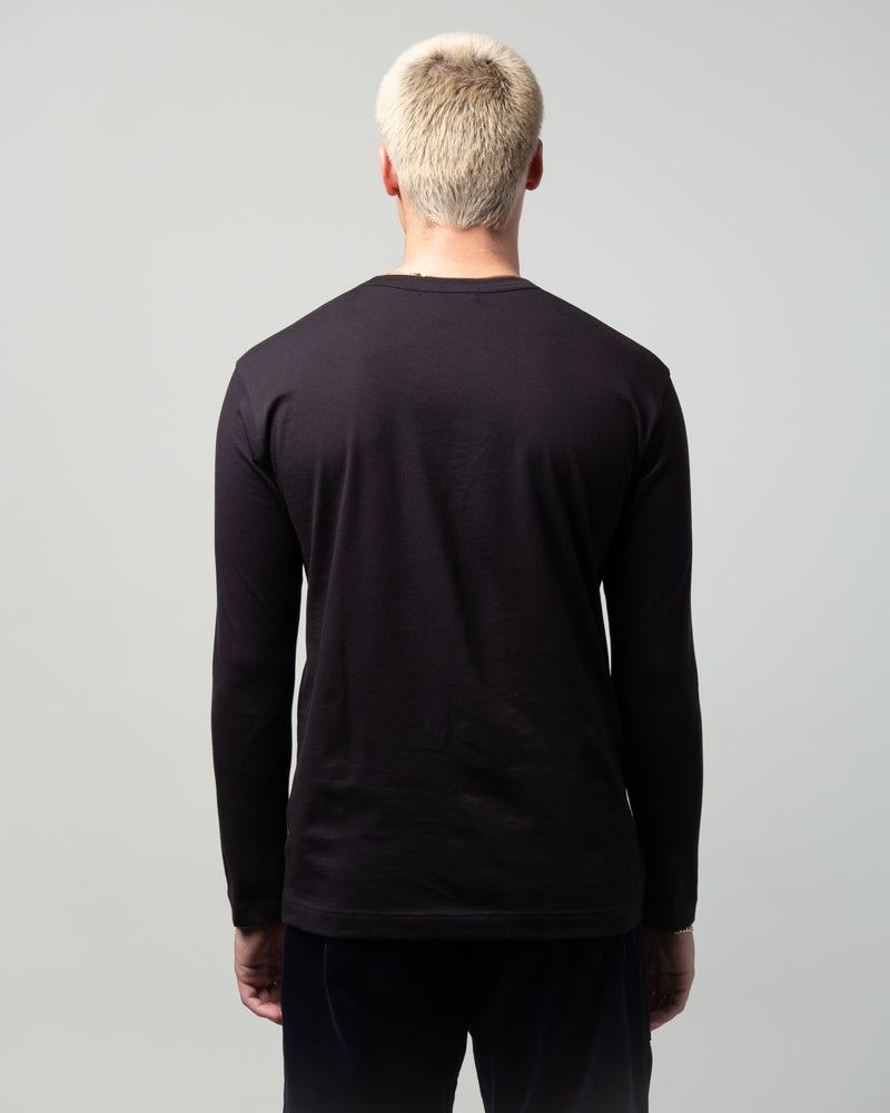 Logo LS T-Shirt Black