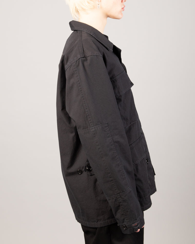 BDU Jacket Black