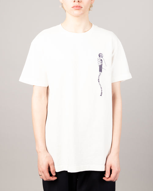 Good Time Hotline Tee White 1