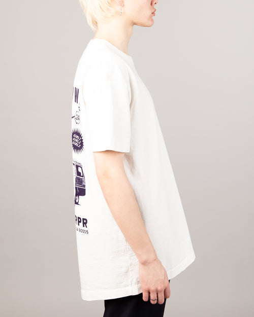 Good Time Hotline Tee White 2