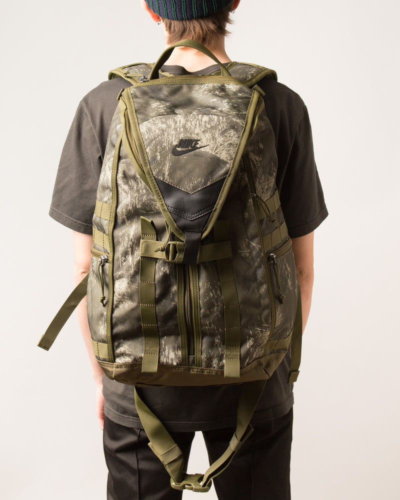 NK SFS Recruit Backpack Camo Green